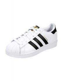 Adidas Originals Superstar J Sneakers Laag White afbeelding
