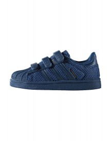 Adidas Originals Superstar Sneakers Laag Blue afbeelding