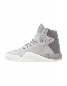 Adidas Originals Tubular Instinct Sneakers Hoog Solid Grey/vintage White afbeelding