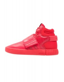 Adidas Originals Tubular Invader Sneakers Hoog Rayred/core Black afbeelding