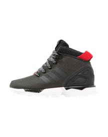 Adidas Originals Zx Flux 5/8 Tr Sneakers Hoog Clear Black/utility Black/white afbeelding