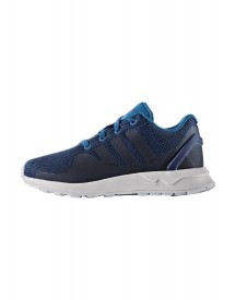 Adidas Originals Zx Flux Adv Tech Sneakers Laag Unity Blue/white afbeelding