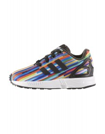 Adidas Originals Zx Flux Sneakers Laag Core Black afbeelding