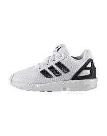 Adidas Originals Zx Flux Sneakers Laag Solid Grey/core Black/white afbeelding