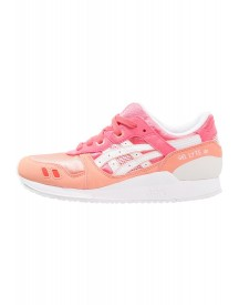 Asics Gellyte Iii Sneakers Laag Guava/white afbeelding