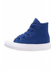 Converse Chuck Taylor All Star Ii Core Sneakers Hoog Solidate Blue afbeelding