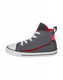 Converse Chuck Taylor All Star Simple Step Sneakers Hoog Thunder/black/casino afbeelding
