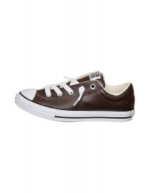 Converse Chuck Taylor All Star Street Sneakers Laag Chocolate/natural/white afbeelding
