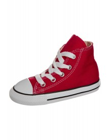 Converse Chuck Taylor As Core Hi Sneakers Hoog Rot afbeelding