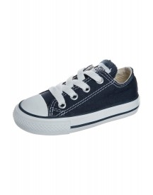 Converse Chuck Taylor As Core Ox Sneakers Laag Blau afbeelding