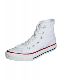 Converse Chuck Taylor As Core Sneakers Hoog Optical White afbeelding