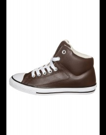 Converse Chuck Taylor Sneakers Hoog Chocolate/natural/white afbeelding