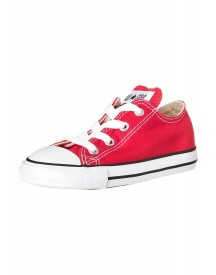Converse Chuck Taylor Sneakers Laag Red afbeelding
