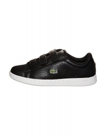 Lacoste Carnaby Evo Sneakers Laag Black/white afbeelding