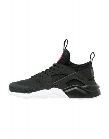 Nike Sportswear Air Huarache Run Ultra Premium Sneakers Laag Black/university Red/white afbeelding