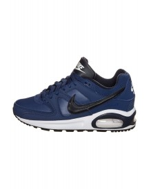 Nike Sportswear Air Max Command Flex Sneakers Laag Coastal Blue/dark Obsidian/black afbeelding
