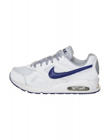 Nike Sportswear Air Max Ivo Sneakers Laag White/deep Royal Blue/wolf Grey afbeelding
