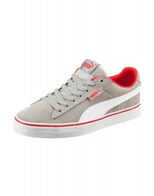 Puma 1948 Sneakers Laag Limestone/puma White/high Risk Red afbeelding