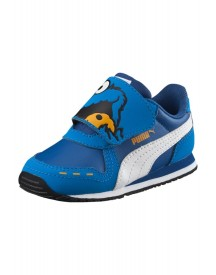 Puma Cabana Racer Sl Sneakers Laag Electric Blue Lemonadeelectric Blue Lemonade afbeelding