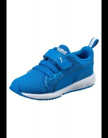 Puma Carson Sneakers Laag Electric Blue Lemonade afbeelding