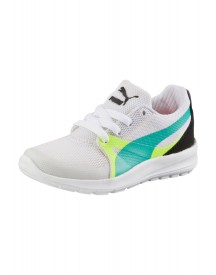 Puma Duplex Evo Ps Sneakers Laag Puma White/spectra Green afbeelding