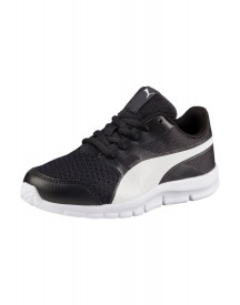Puma Flexracer Ps Sneakers Laag Puma Black/puma White afbeelding