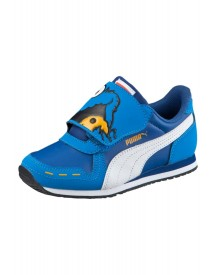 Puma Sneakers Laag Electric Blue Lemonade/limoges afbeelding