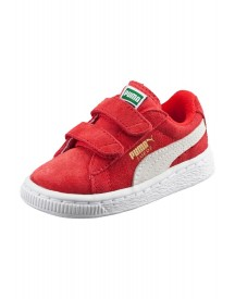 Puma Sneakers Laag High Risk Red/white afbeelding