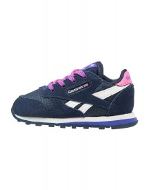 Reebok Classic Classic Camp Sneakers Laag Navy/purple/chalk/paperwhite afbeelding