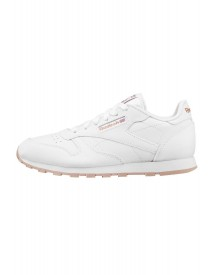 Reebok Classic Grade School Sneakers Laag White/rose Cold afbeelding