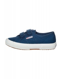 Superga 2750 Jvel Classic Sneakers Laag Blue Mid afbeelding