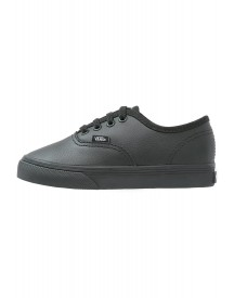 Vans T Authentic (leather) Sneakers Laag Black afbeelding