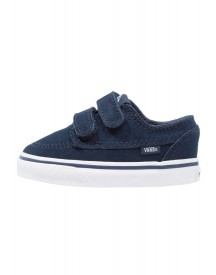 Vans T Brigata V (suede) Sneakers Laag Dress Blues afbeelding