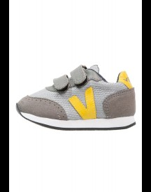Veja Arcade Sneakers Laag Silver/gold Yellow afbeelding