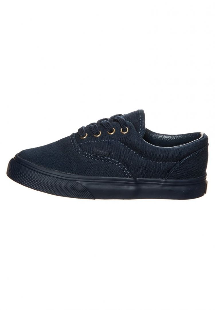 Image Vans Era Gold Mono Sneakers Laag Dress Blue