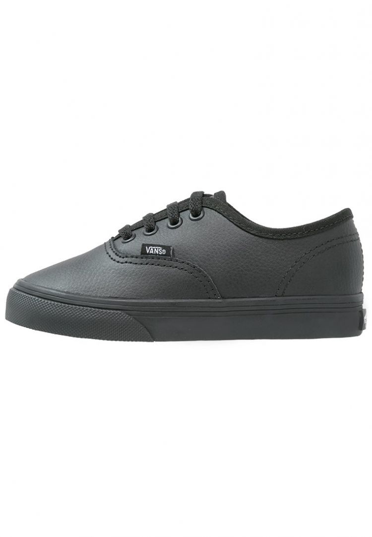 Image Vans T Authentic (leather) Sneakers Laag Black