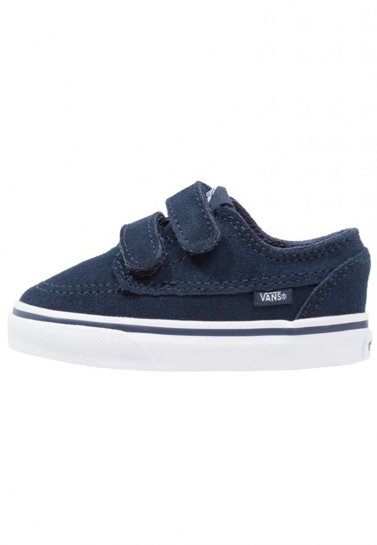Image Vans T Brigata V (suede) Sneakers Laag Dress Blues