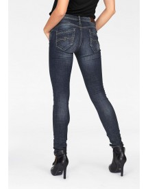 Blue Monkey Skinny Fit-jeans »honey« afbeelding
