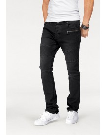 Bruno Banani Slim Fit-jeans »(stretch)« afbeelding