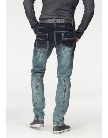Cipo & Baxx Slim Fit-jeans afbeelding