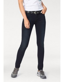 Cross Jeans® Skinny Fit-jeans »adriana« afbeelding