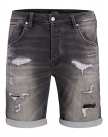Jack & Jones Rick Dash Shorts Ge 090 Denim Short afbeelding