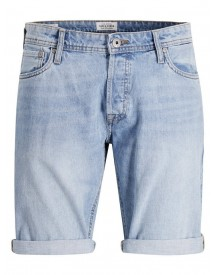 Jack & Jones Rick Original Shorts Am 106 Sts Denim Short afbeelding