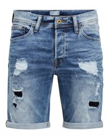 Jack & Jones Rick Original Shts Sc 116 Ind Sts Denim Short afbeelding