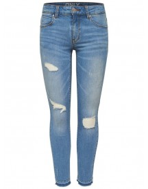 Only Carrie Low Ankle Skinny Jeans afbeelding