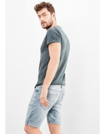 Nu 20% Korting: Q/s Designed By Rick Slim: Denim Short afbeelding