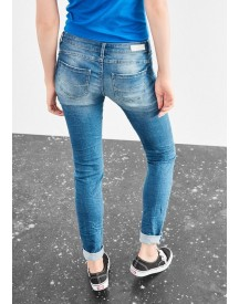 Q/s Designed By Jola Superskinny: Push-up-jeans afbeelding