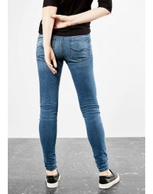 Q/s Designed By Sadie Superskinny: Zachte Stretchjeans afbeelding