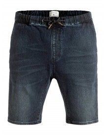 Quiksilver Denim Shorts »fonic Blue Black - Denim-shorts« afbeelding
