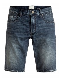 Quiksilver Denim Shorts »revolver Neo Elder - Denim-shorts« afbeelding